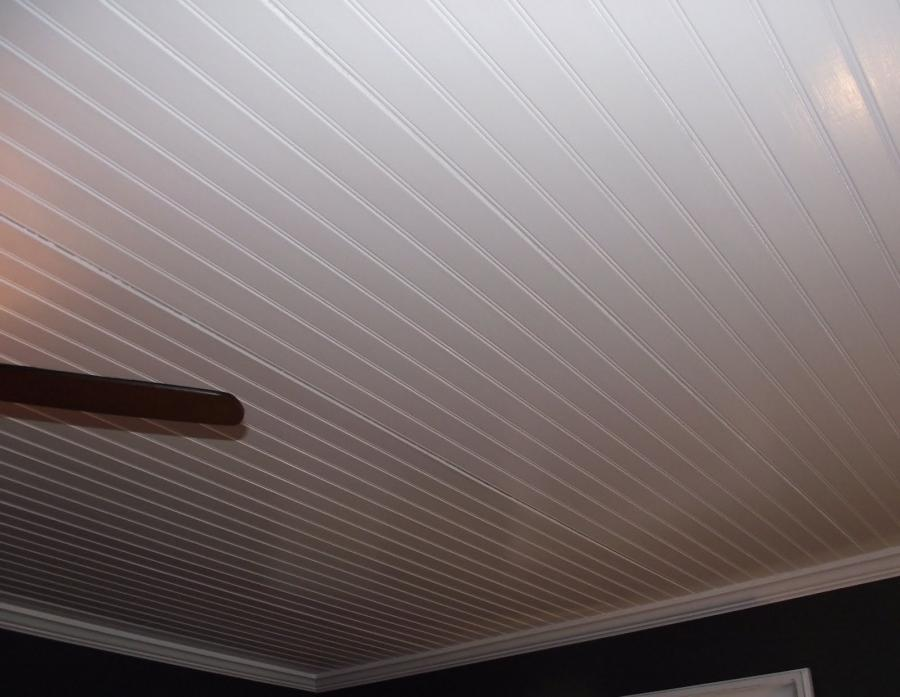 This past summer, I posted about ceilings and how I really would...