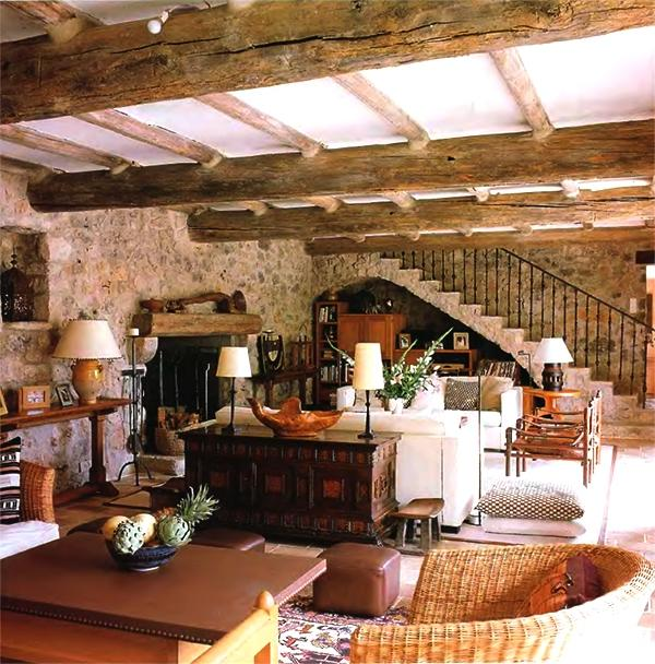 Country Interior Photos