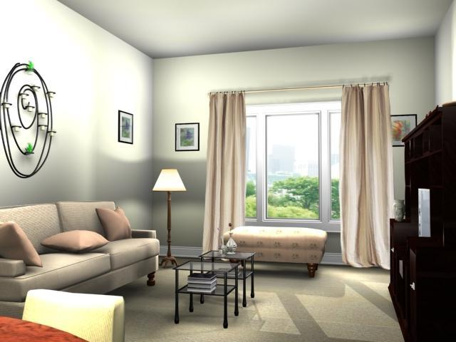 ... interior design for small living rooms (7) ...
