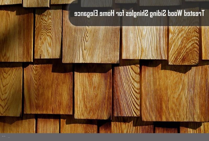 Best wood siding options