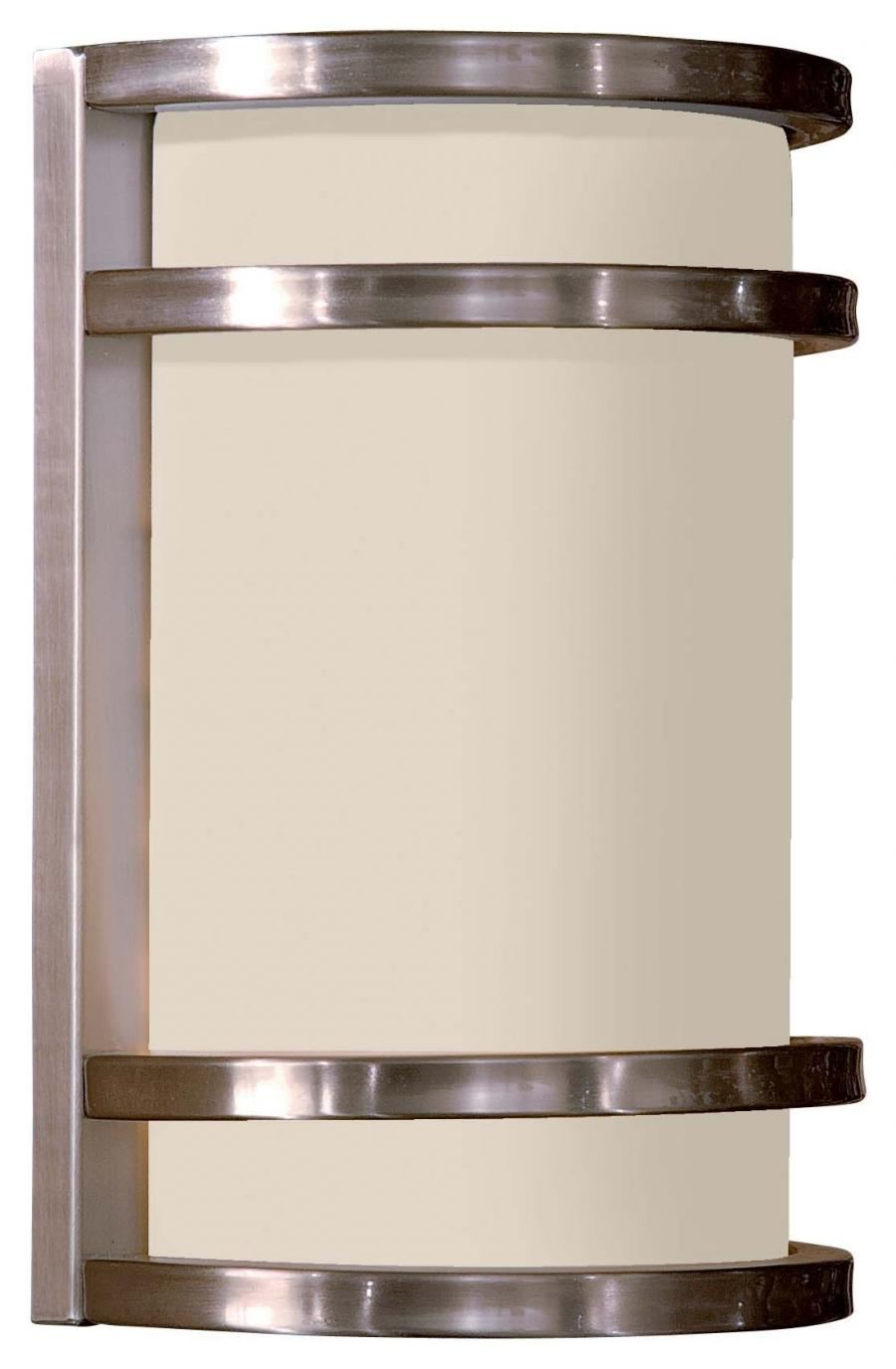 The Great Outdoors® 1 Light Pocket Lantern in Brushed Stainless...