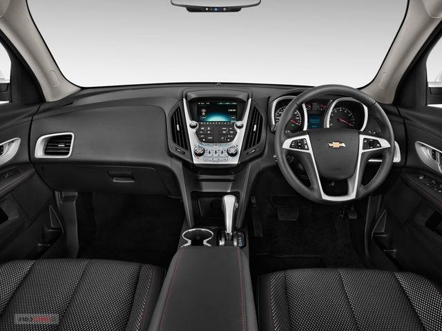 Interior Video Review U0026middot; 2014 Chevrolet Equinox.