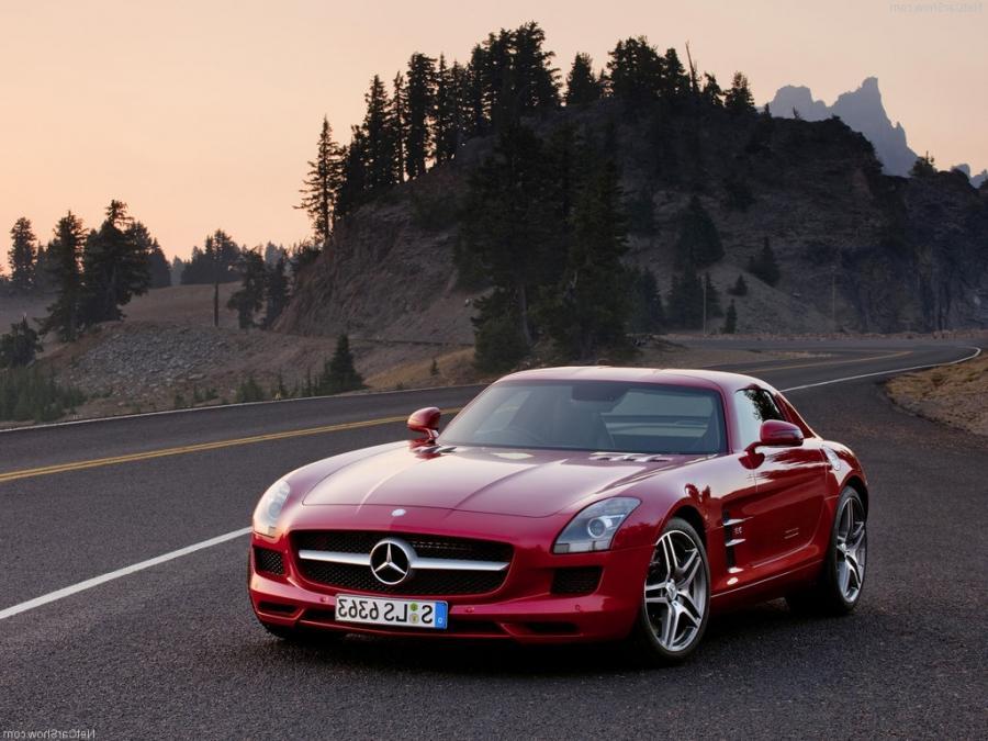 Mercedes Benz Sls Photos Wallpapers