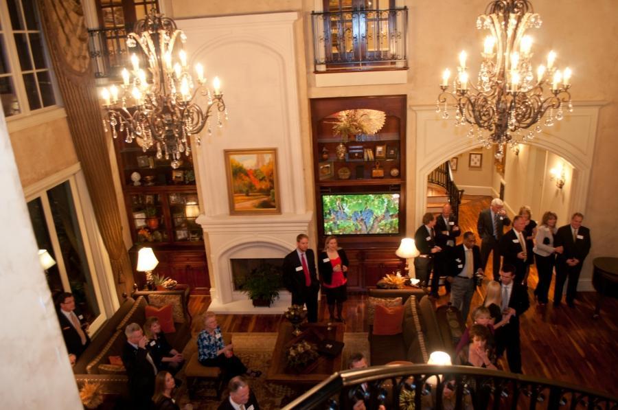 Photos Inside Ramsey House