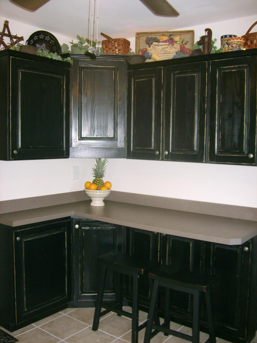 Kitchen Idea , 6 Ultimate Black Cabinets Kitchen : Kitchens With...