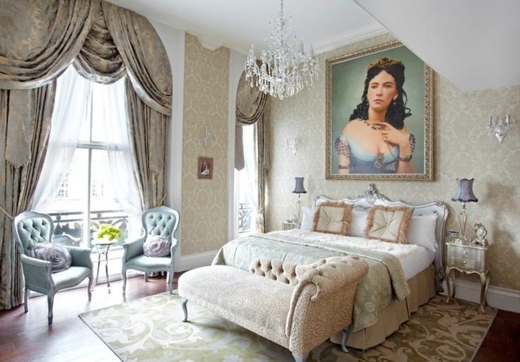 Boudoir style bedroom photos for Boudoir bedroom ideas