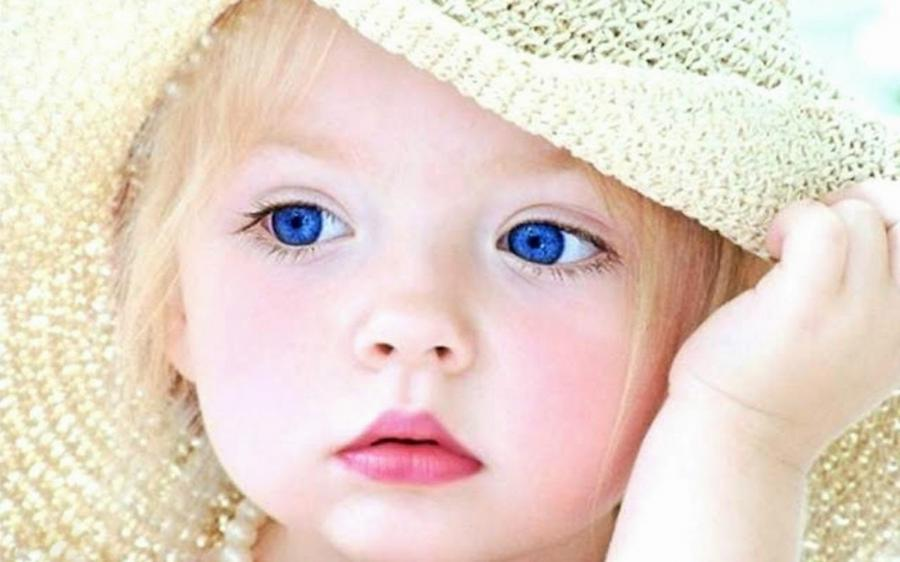 Download Cute Baby Photos Wallpapers