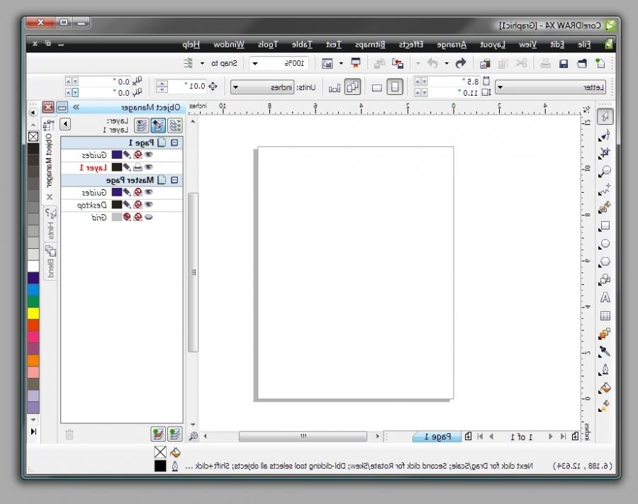 Download Portable Corel Draw X4