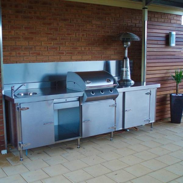 Outdoor kitchen photos australia for Outdoor kitchen australia