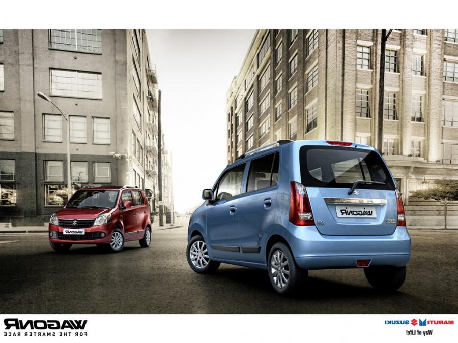 Maruti Suzuki Wagon R Photo Wallpapers
