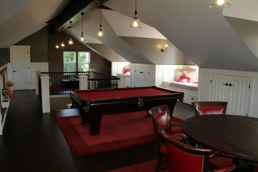 Attics  Basements Unlimited - pool table | attics  basements...