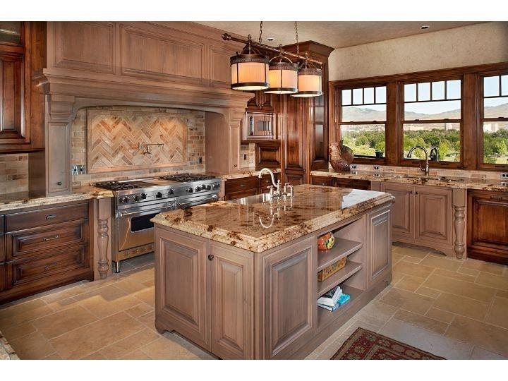 Million Dollar Kitchen Photos