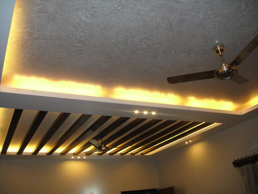 Sublime Pop False Ceiling Designs With Lighting Decors As Well As...