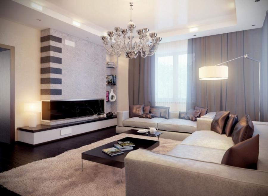Living Room Color Combinations Photos