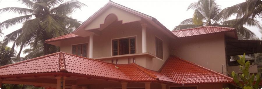 Kerala Roof Tiles Photos