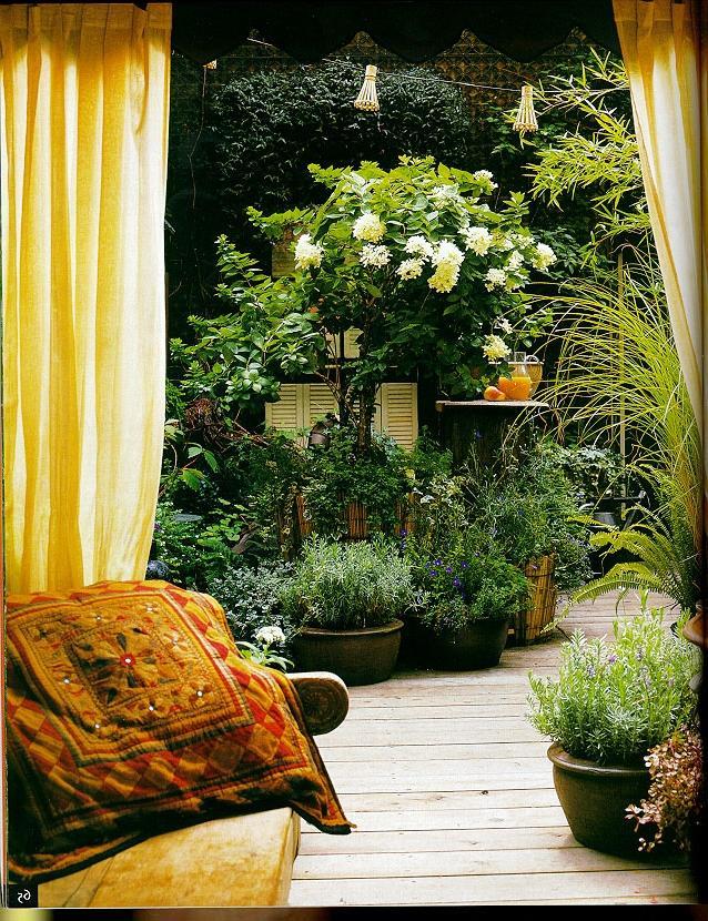 moroccan garden design photos