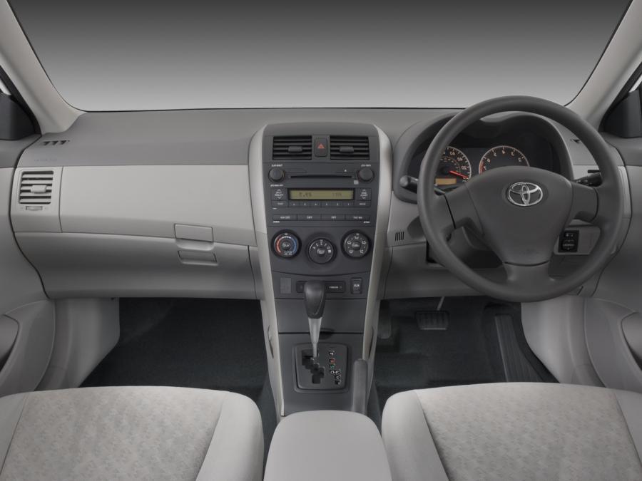 Interior Photos Of 2009 Toyota Camry Se