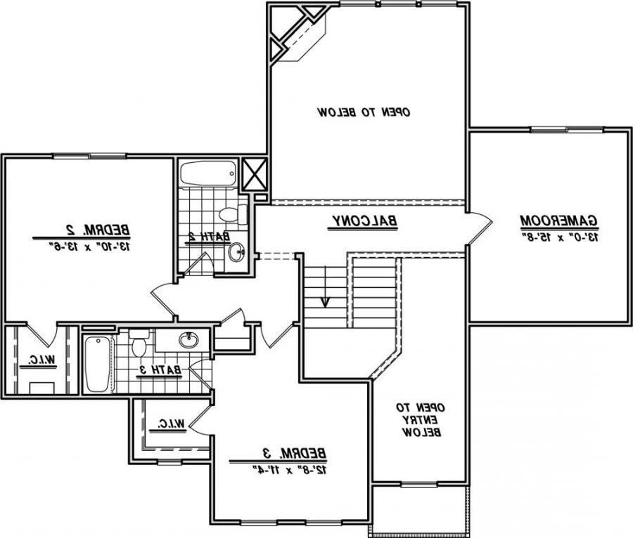 House plans caribbean photos for Cox plans