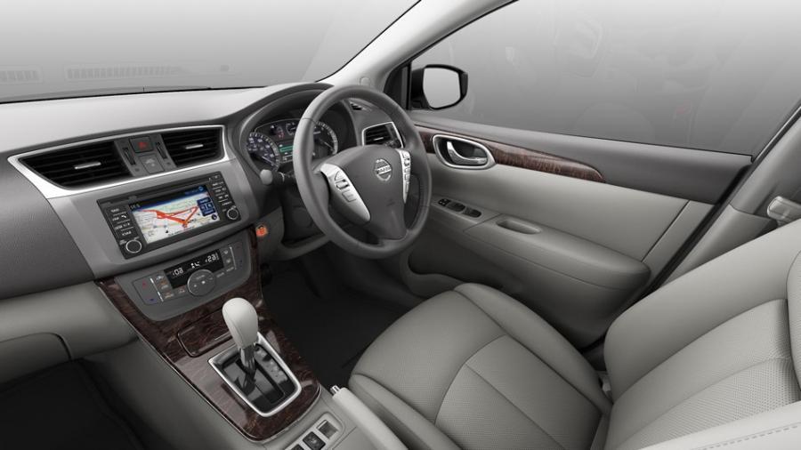 Nissan Sentra 2013 Black Interior Nissan Recomended Car