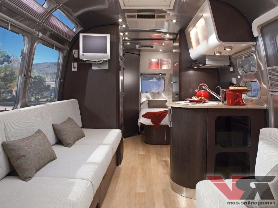 Airstream Photos Interior