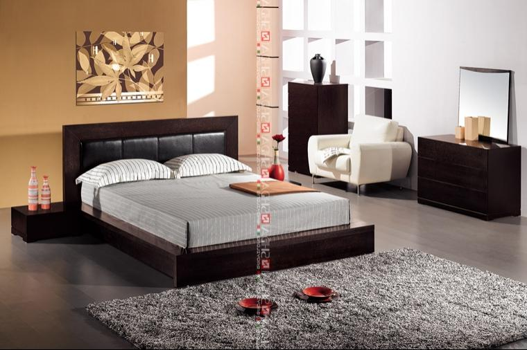 Bedroom cot designs photos for Round double bed design