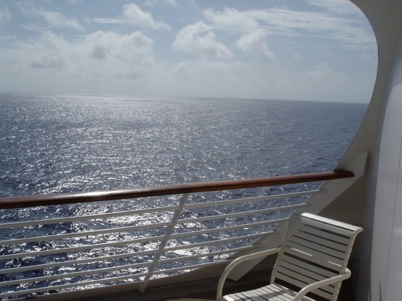 Mariner Aft Balcony Photos