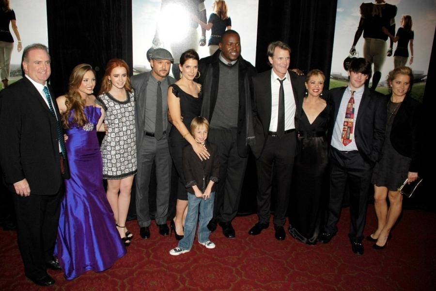 Photos Blind Side Premiere