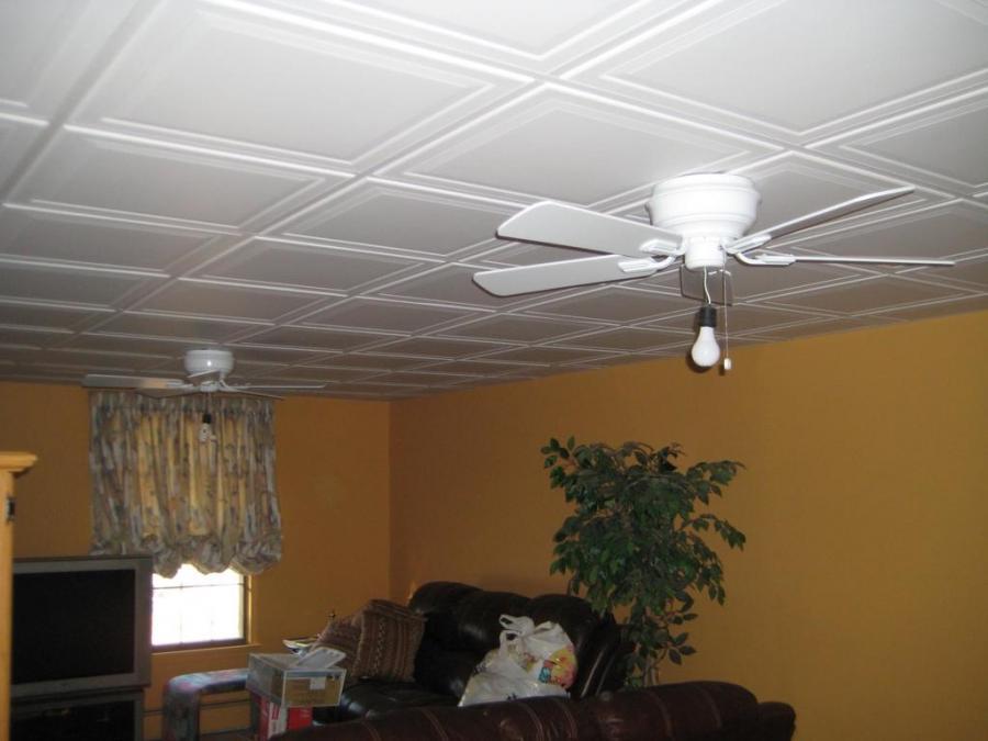 basement ceiling fan