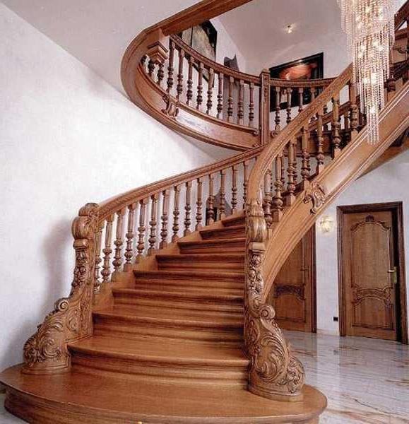 33 Staircase Designs Enriching Modern Interiors With: Contemporary Stair Railings Interior Photos