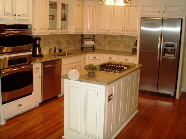 Kitchen redo photos