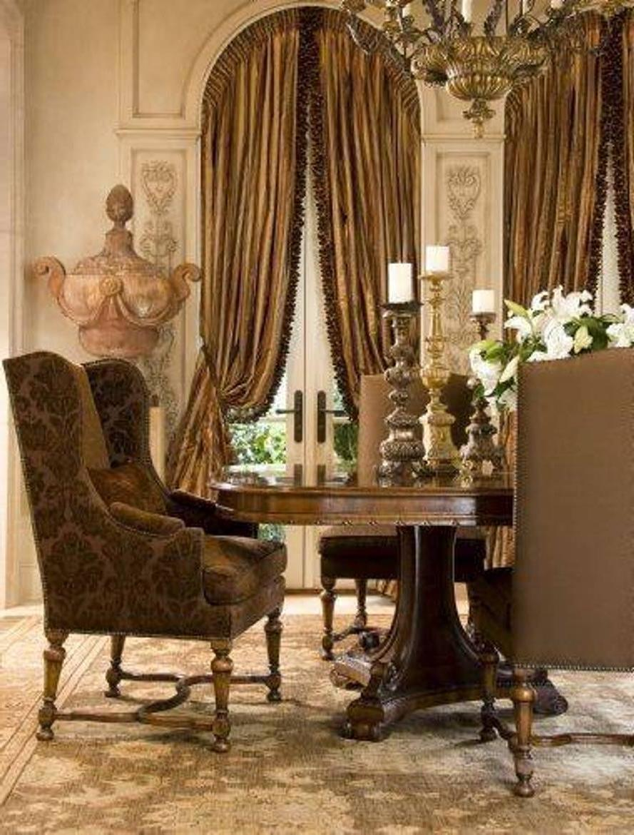 Tuscan Dining Room Chairs Dining Chairs Style Chair Pads