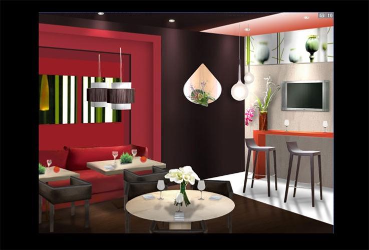 Photo decoration interieur restaurant for Decoratrice interieur paris