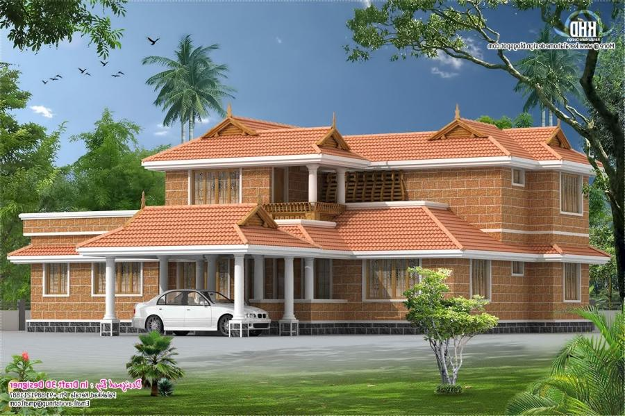 House Kerala Style Photo