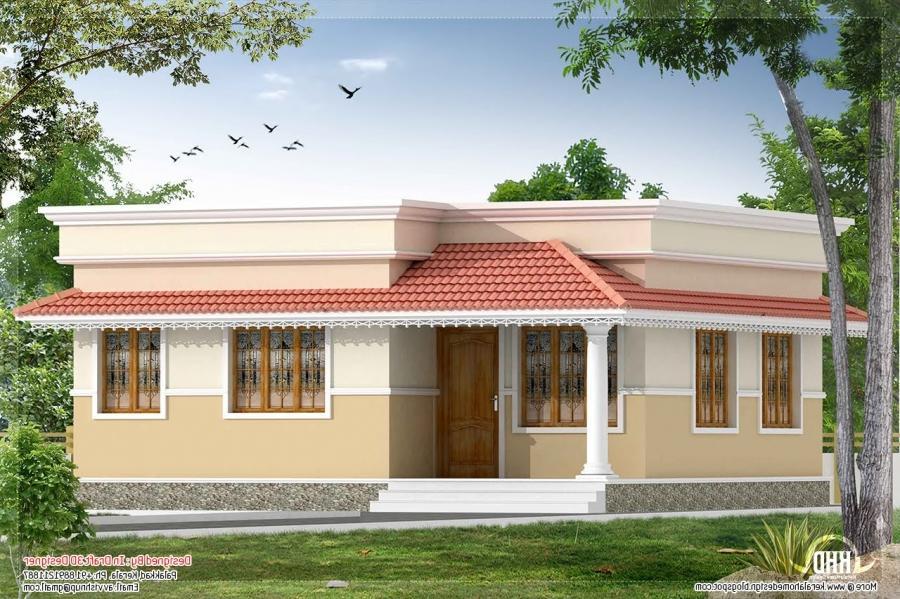 Good house photos kerala - Good small home in kerala ...