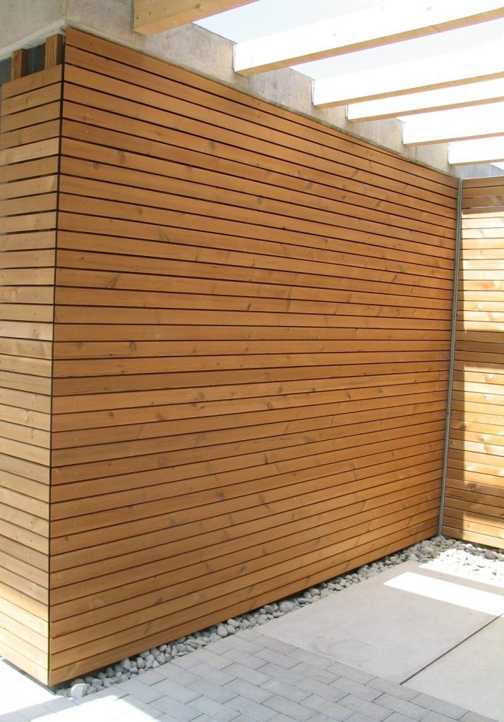 Photo Wood Siding