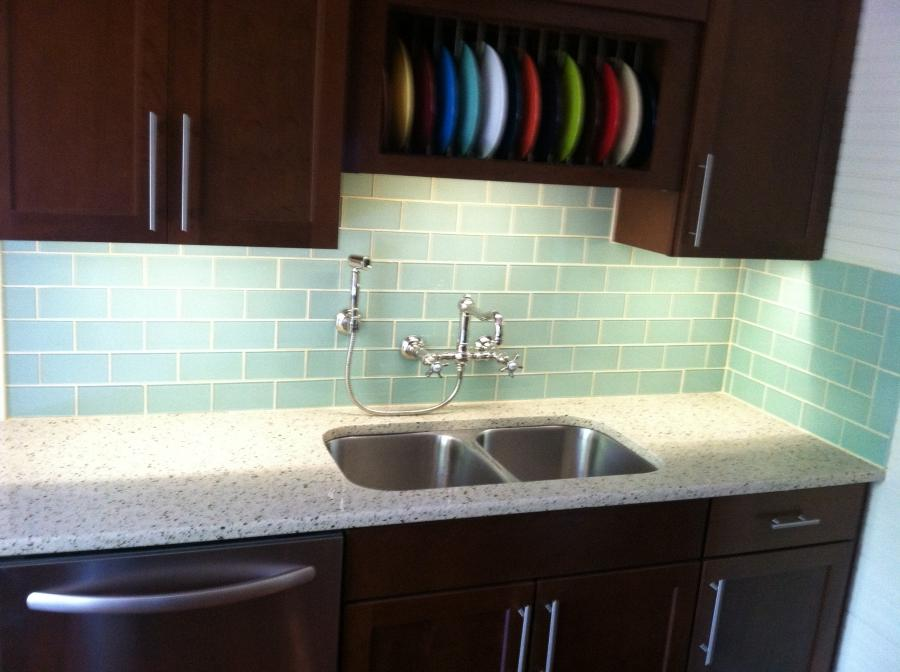 Photos Glass Tile Backsplash