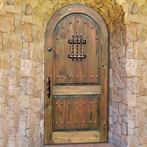 Next Arched Door - Design From Antiquity - 5005RPA