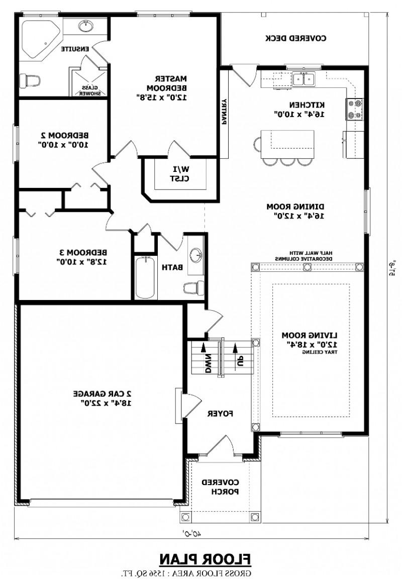 Bungalow house plans with photos canada for House plan canada