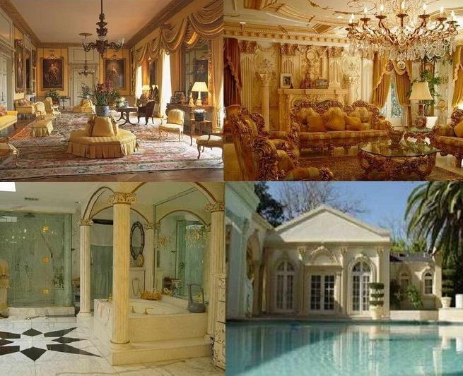 Pics: Inside Shah Rukh Khanu Rs. 2000 Cr Bungalow Mannat