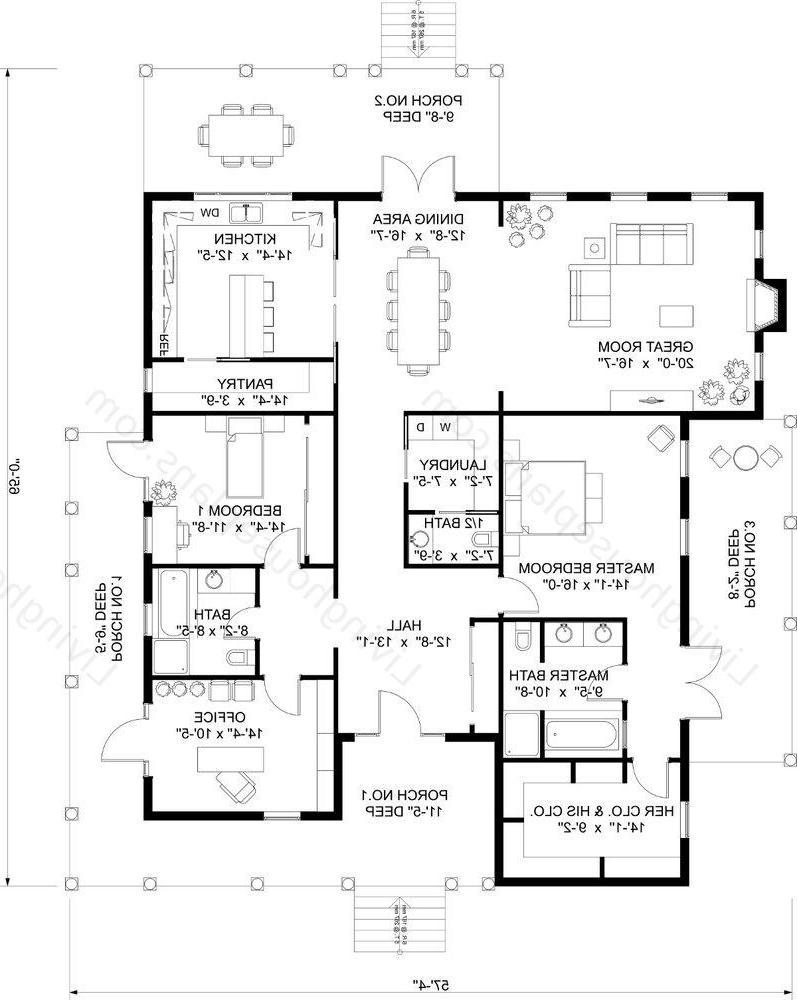 Photo House Plans