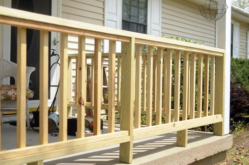 Photos Of Porch Handrail