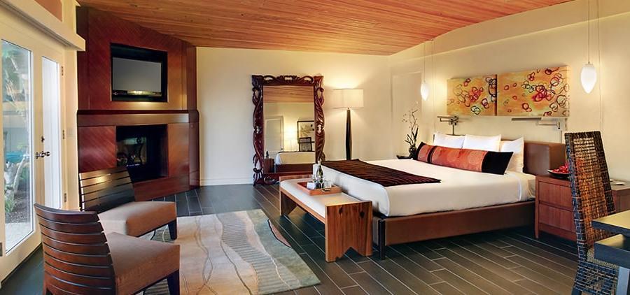glamour couples suite spa bedroom decorating ideas doptile source