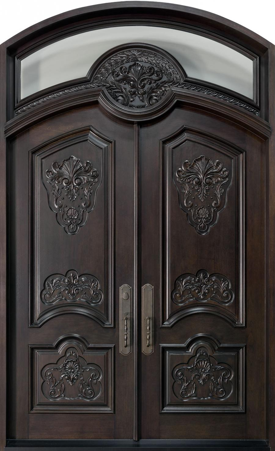 Wood carving door photos