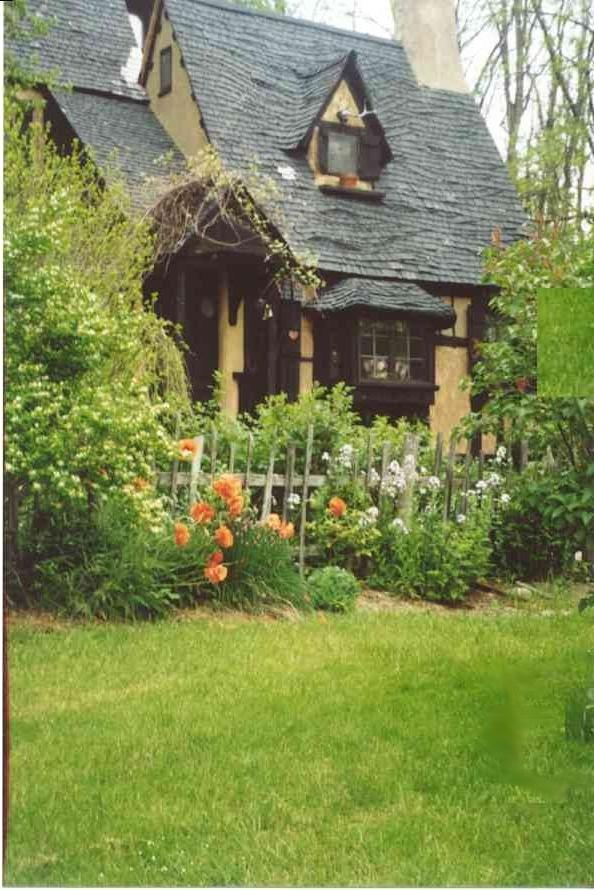 English cottage house photos