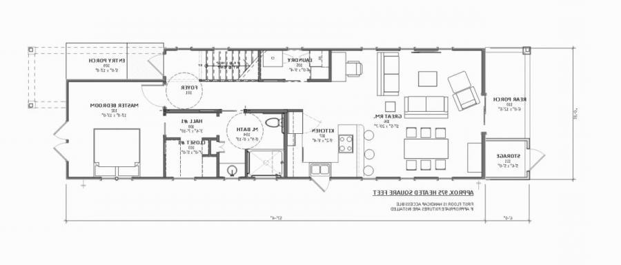 Shotgun House Plans Photos