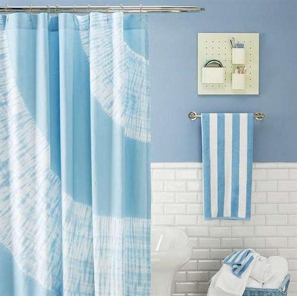 Decorating Shower Curtain Photos