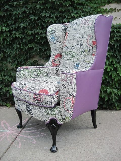 Photos Of Reupholstered Furniture