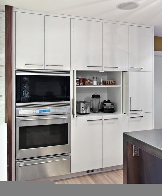 Kitchen Appliance Garage Photos