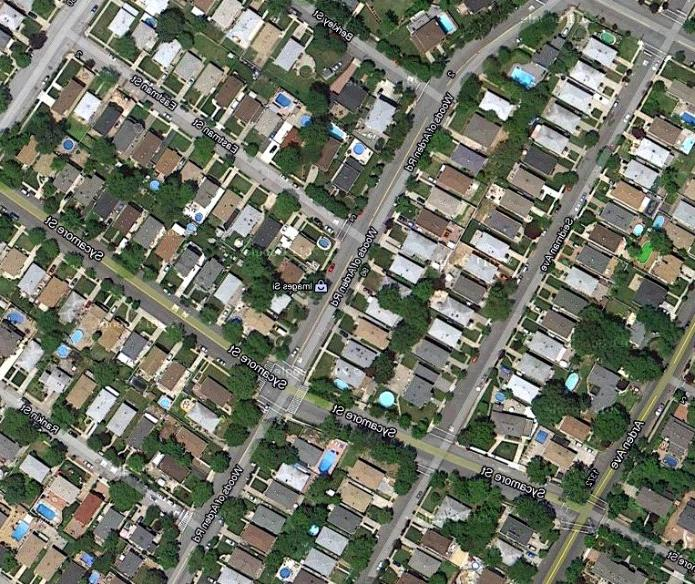 Real Time Satellite Photos Of Houses