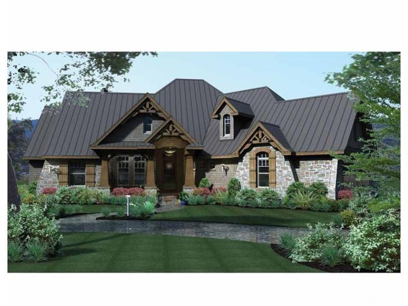 Lakefront house plans with photos for Lakefront home floor plans